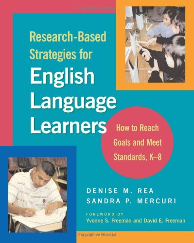 Research-Based Strategies for English Language Learners:...