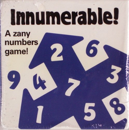 INNUMERABLE - A Zany Numbers Game