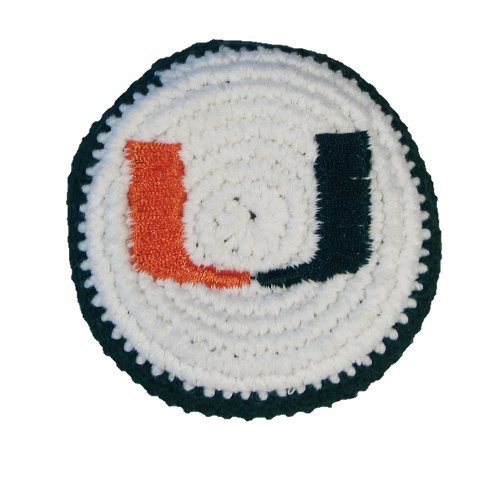 Hacky Sack - College Logo MIAMI Design - 1