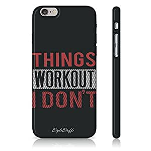 StyleStuffs things workout Apple iphone 7Plus Case