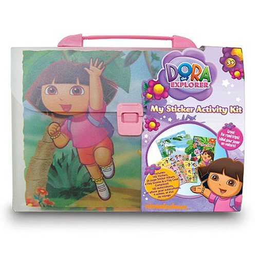 My Sticker Activity Kit - Dora