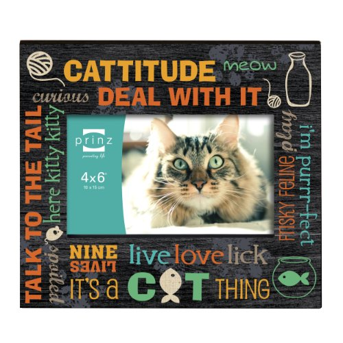 Animal Photo Frame - Cat Photo Frame