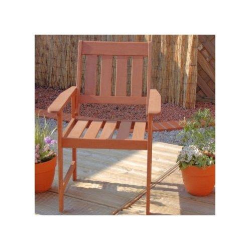 Home & Garden Direct Monaco Hardwood Garden Chair