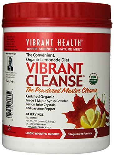 Vibrant Health Cleanse Powder, 720-Grams, 25.4 Ozs