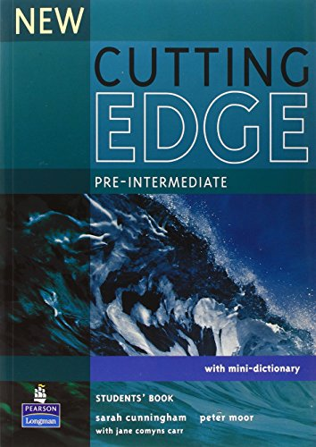 New Cutting Edge: Pre-intermediate: Student's Book: Pre-intermediate with Mini-d (New Cutting Edge compare prices)