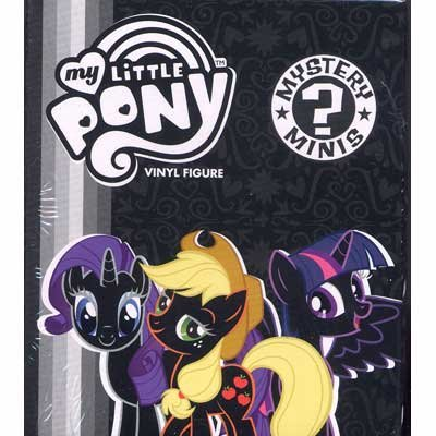 FUNKO Mystery My Little Pony Vinyl figure / Mystery Minis My Little Pony Vinyl Figure unopened one [parallel import] - 1