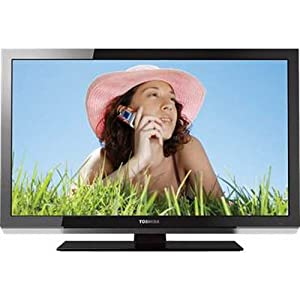 Toshiba 40SL412U 40-Inch 1080p 60 Hz LED-LCD HDTV, Black (2011 Model)