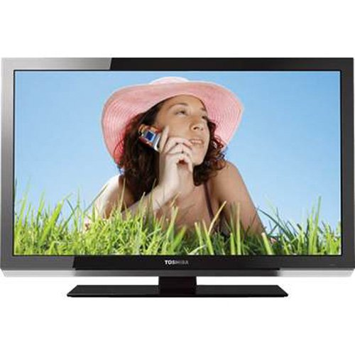 Toshiba 55SL412U 55-Inch 1080p 120 Hz LED-LCD HDTV, Black