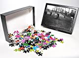 Photo Jigsaw Puzzle of Motorcycle Footba...