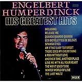 Engelbert Humperdinck His Greatest Hits 1971 UK vinyl LP SKL5198