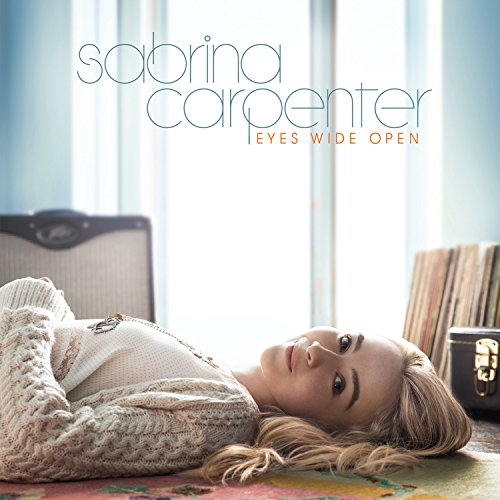 CD : Sabrina Carpenter - Eyes Wide Open
