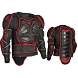 Fly Racing Barracade Long Sleeve Body Armor Protection Jacket