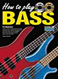 Gary Turner How to Play Bass For Beginners Book/CD/DVD