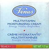 Venus Multivitamin Moisturizing Cream - Energy, Vitality, Brightness 1.7 oz