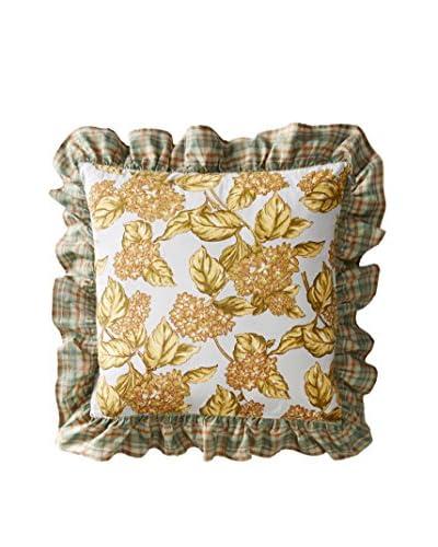 April Cornell Hydrangea Pillowcase, Lite Smoke