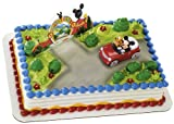 Mickey & Pluto Cake Topper