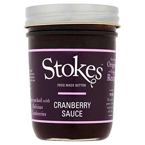 Stokes Cranberry Sauce (260G)