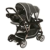 Graco-Ready2grow-Click-Connect-LX-Stroller-Glacier-2015