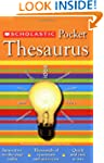 Scholastic Pocket Thesaurus (Scholast...