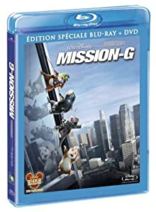 Mission-G [Internacional] [Blu-ray]