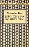 Image of [(Essay on Man and Other Poems)] [By (author) Alexander Pope] published on (October, 1994)