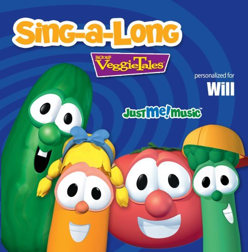Sing Along With Veggietales: Will front-217848