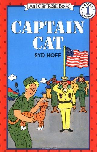 Captain Cat (I Can Read Book 1)