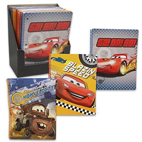 Disney Cars Back to School Stationery Gift Set - 1