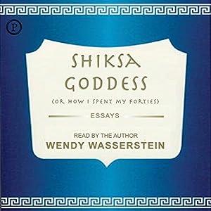 Shiksa Goddess Audiobook