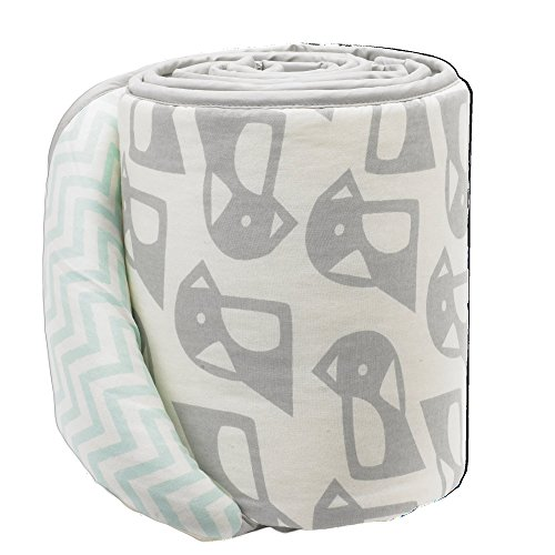 Lolli Living Bumper, Phinley Penguin, Multi - 1