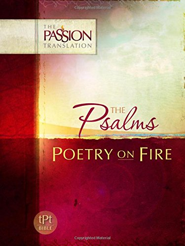 Download Psalms: Poetry on Fire (The Passion Translation)