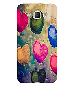 Cute hearts pattern Back Case Cover for Samsung Galaxy Grand Neo::Samsung Galaxy Grand Neo i9060