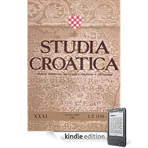 Studia Croatica - nmeros 116 - 117 - 1990 (Spanish Edition)