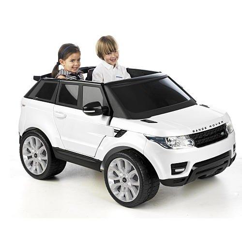 AVIGO RANGE ROVER SPORT 12VOLT WHITE (White Range Rover compare prices)