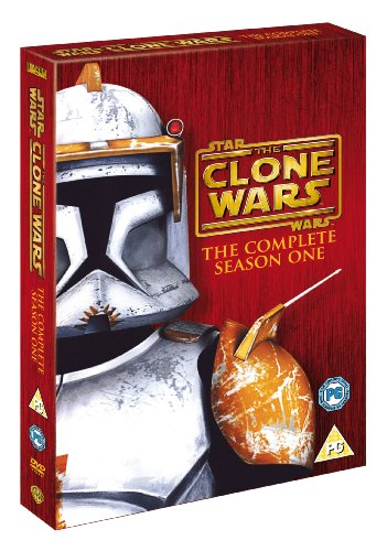 Star Wars - The Clone Wars - Season 1 [DVD]