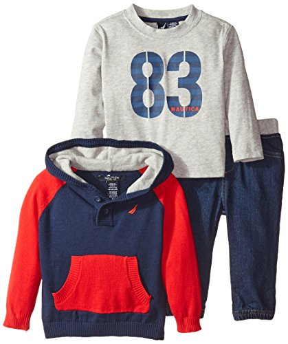 nautica-baby-boys-harrick-3-piece-outfit-navy-12-months