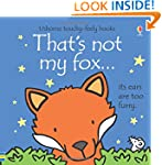 That's Not My Fox Board Book