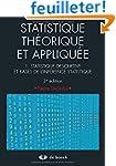 Statistique th�orique et appliqu�e 1...