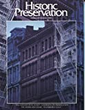 img - for Historic Preservation, v. 32, no. 5 (September - October 1980) book / textbook / text book