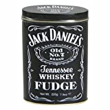 Jack Daniels Fudge Tin