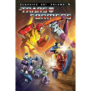Transformers Classics UK Volume 4 Geoff Senior, Will Simpson, Dan Reed and Jeff Anderson