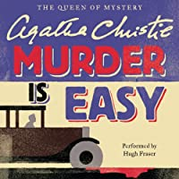 Murder Is Easy (       UNABRIDGED) by Agatha Christie Narrated by Hugh Fraser