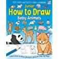 Junior How to Draw - Baby Animals