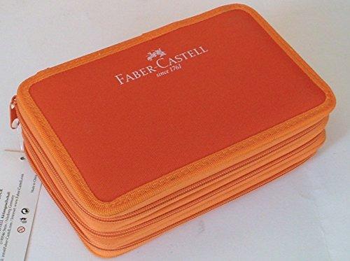 astuccio-con-zip-faber-castell-3-piani-colore-arancio-art573415