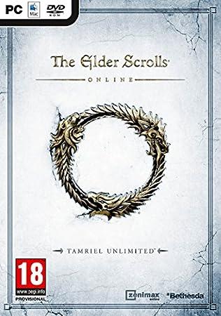 The Elder Scrolls Online: Tamriel Unlimited (PC DVD)