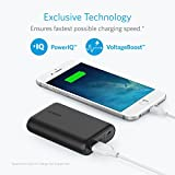 [Upgraded with PowerIQ] Anker PowerCore Speed 10000 QC, Qualcomm Quick Charge 3.0 Portable Charger, 10000mAh Power Bank for Samsung, iPhone, iPad and More (Color: Black)