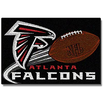 Falcons Northwest NFL Tufted Rug