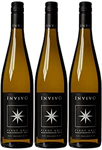 Invivo Pinot Gris Marlborough Wine 2013/2014 75 cl (Case of 3)