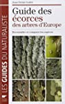 Guide des �corces des arbres d'Europe...