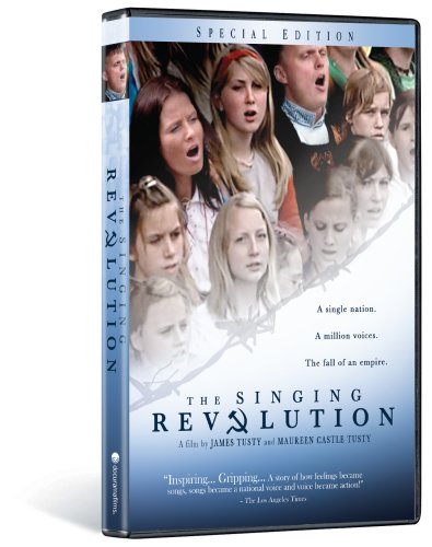 Singing Revolution [DVD] [Region 1] [US Import] [NTSC]